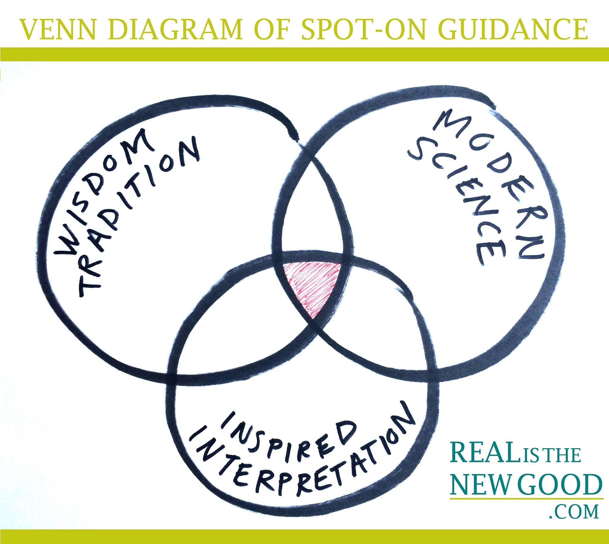 Venn Diagram of Spot-on Guidance